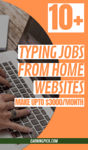 typing jobs from home websites