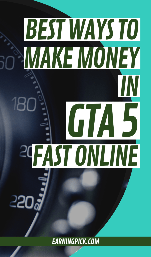 you can now make money in GTA 5 online fast with PS 4 and playstation