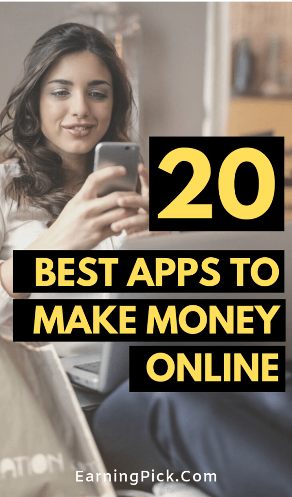 20 best apps to make money online