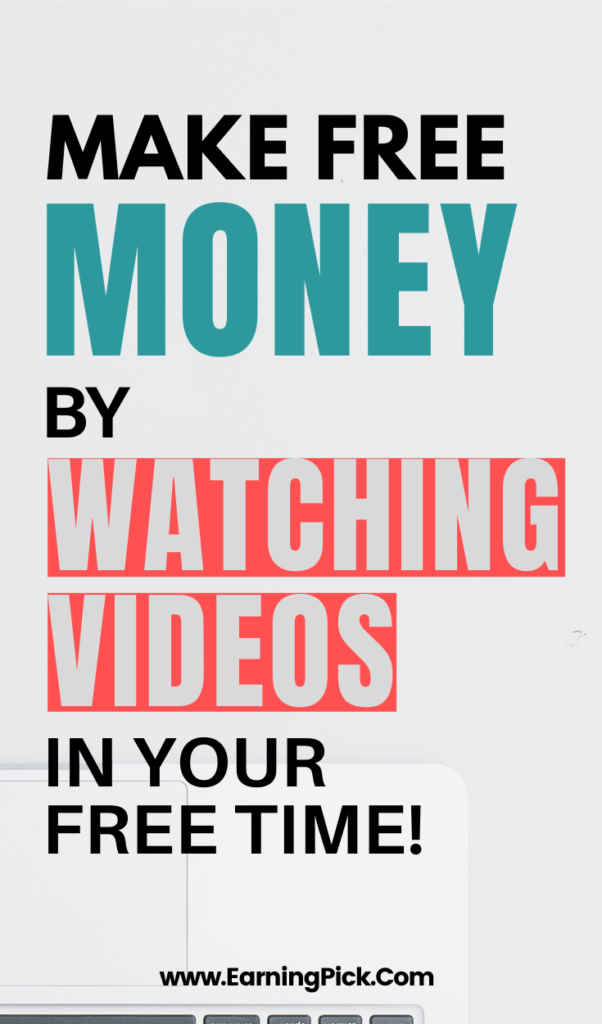 get paid to watch videos
