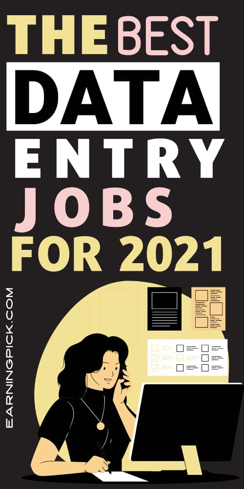 legit data entry jobs from home